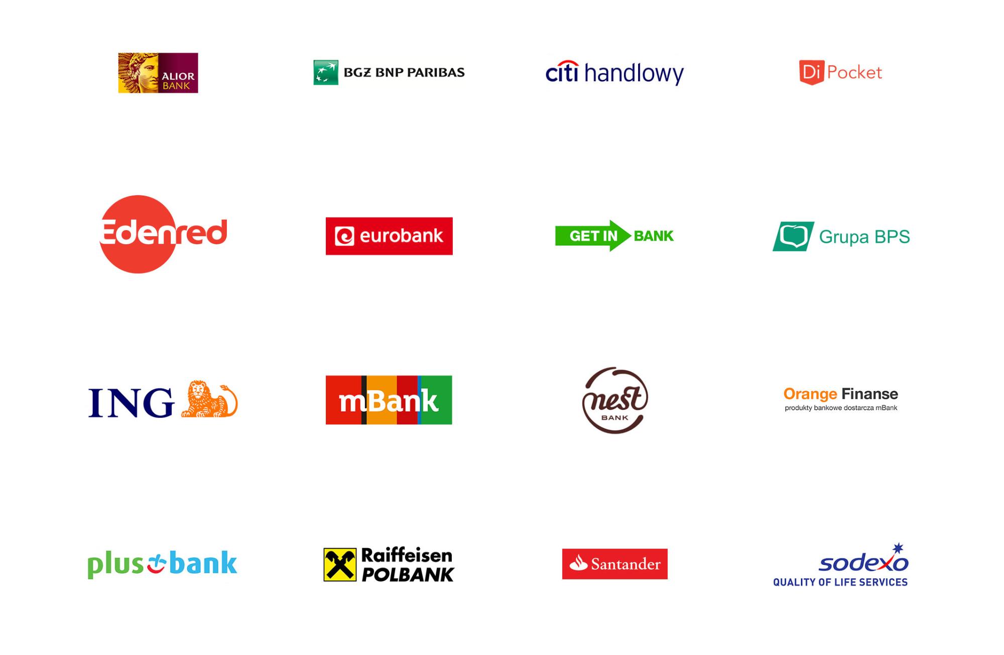 Список банков, поддерживающих Андроид-пэй в Польше