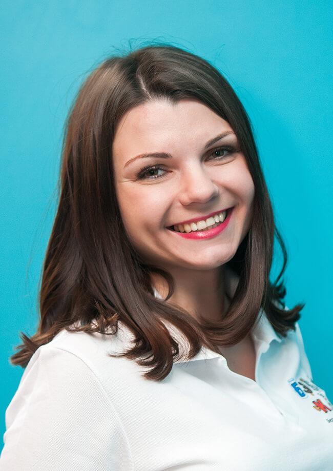 Елена Боронина, руководитель центра развития детей «Бэби-клуб» в Химках