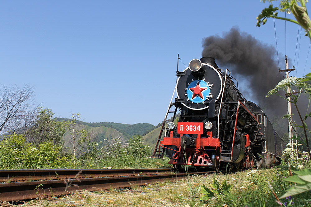 По КБЖД ходит экскурсионный ретропоезд. Поездка для взрослого обойдется в 4200<span class=ruble>Р</span>, для&nbsp;ребенка&nbsp;— в 3200<span class=ruble>Р</span>. Билеты покупают на baikalexpress.ru