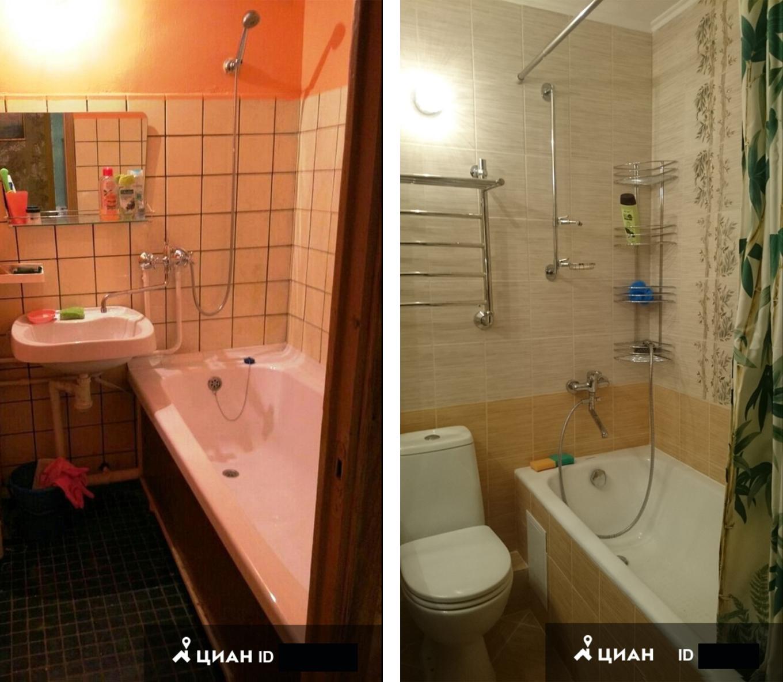 В первой квартире был сделан хороший ремонт, но она стоила как двухкомнатная. Вторая квартира была без ремонта, зато стоила на два с половиной миллиона дешевле