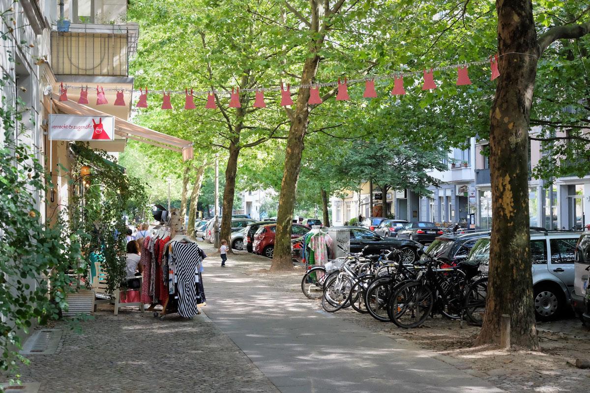 Пренцлауэр-Берг — самый опрятный и уютный район Берлина