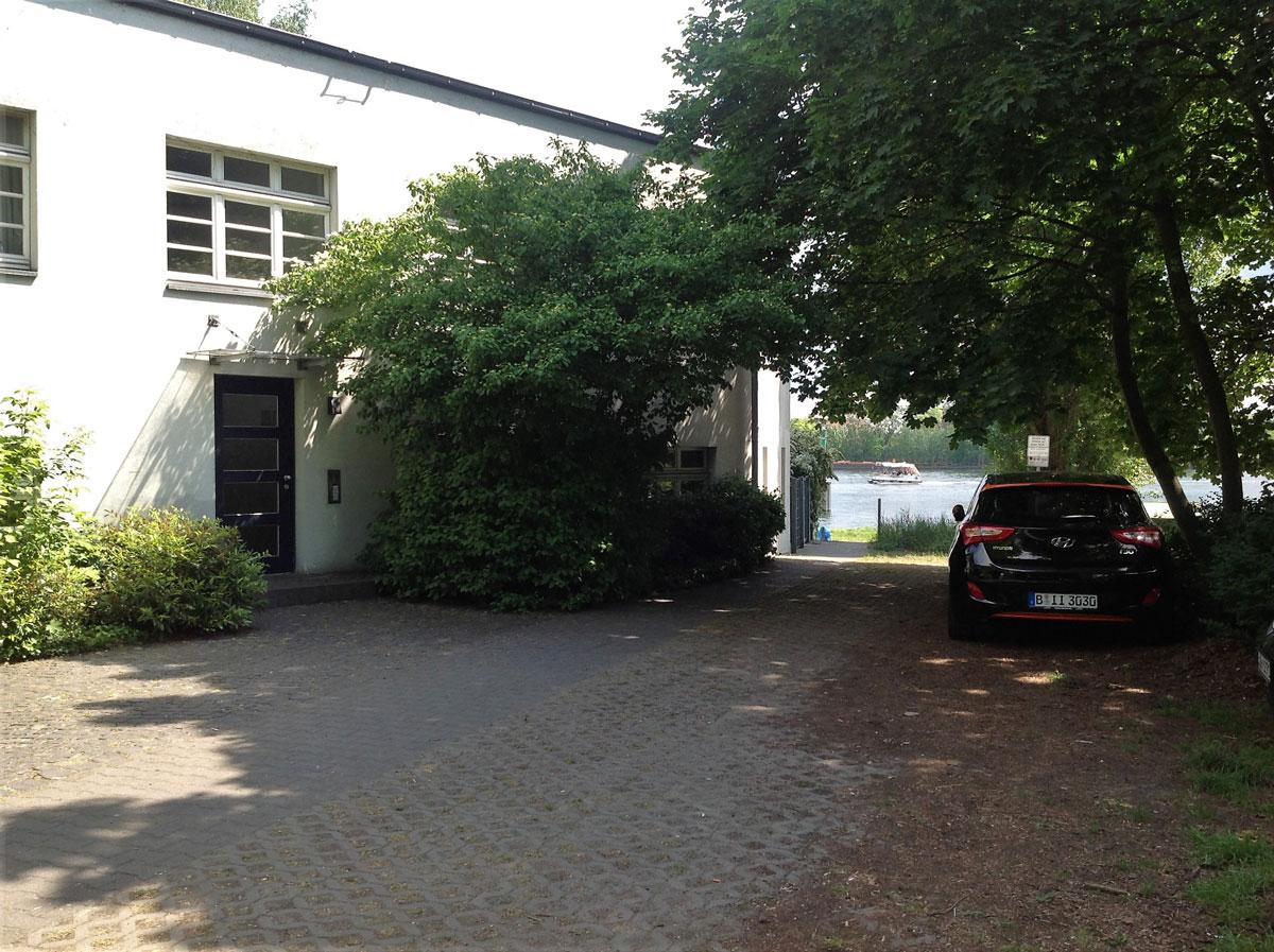 Тут я жила, когда только приехала в Берлин