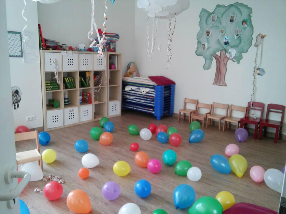 Подготовка к карнавалу в нашем детском саду