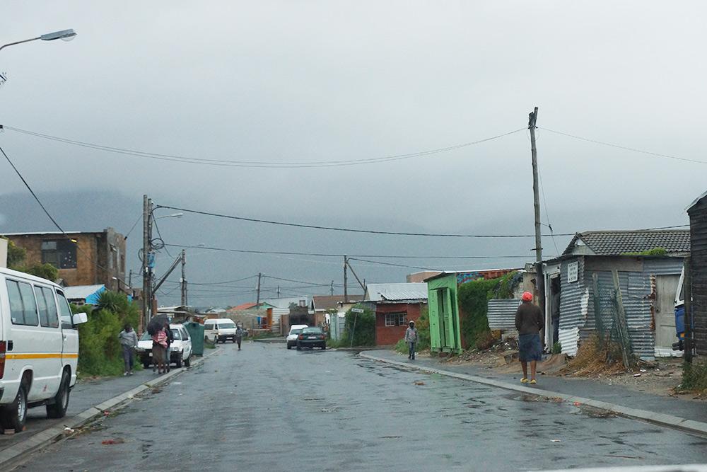 Все тауншипы в ЮАР выглядят примерно так