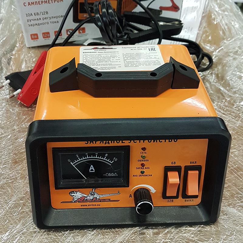 Импульсное зарядно-пусковое устройство