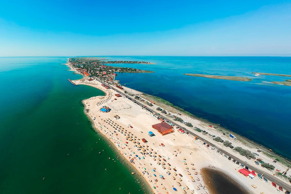 На Азовское море лучше всего ехать в июне: отдыхающих мало, а вода уже прогрелась