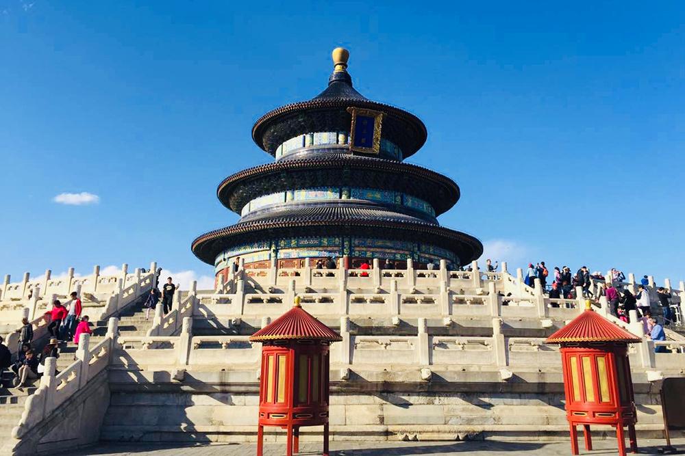 Храм Неба — это кладбище китайских императоров