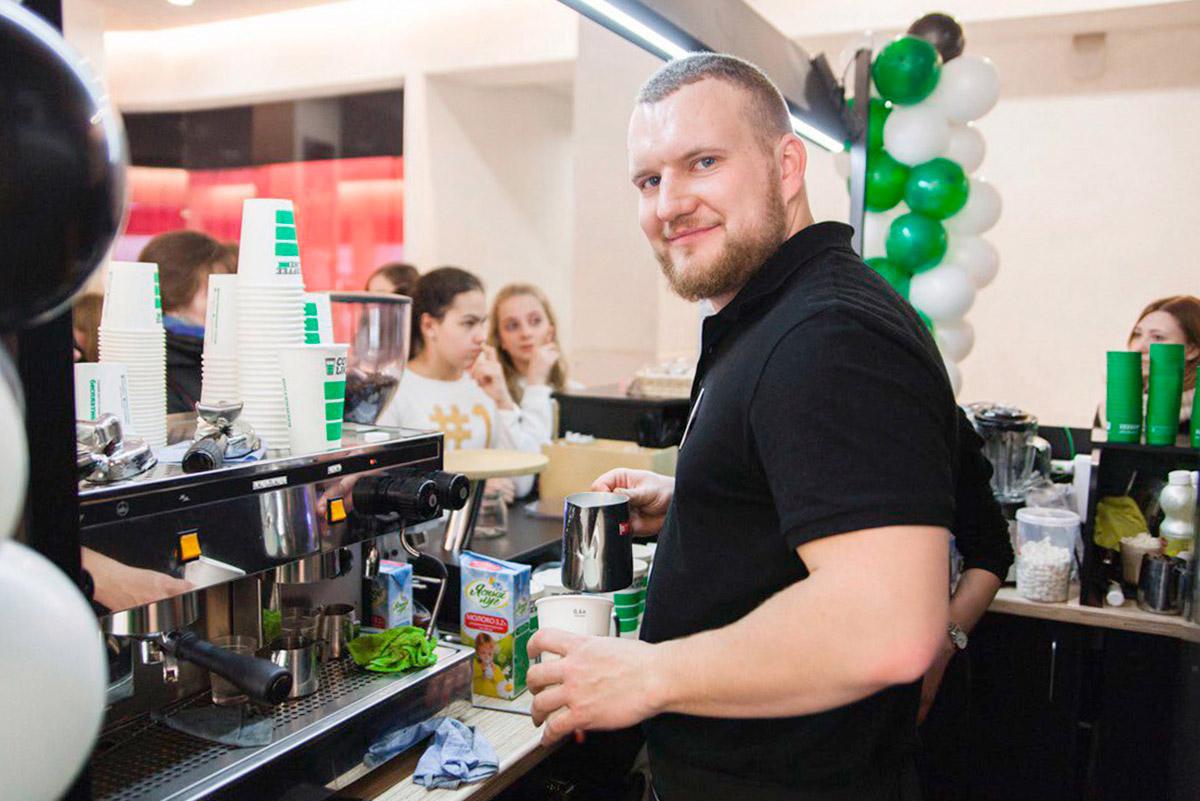 Как открыть кофе-бар по франшизе