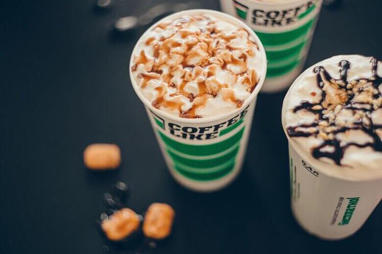 Средний чек на кофе в кировских «Кофе-лайк» — 160 рублей