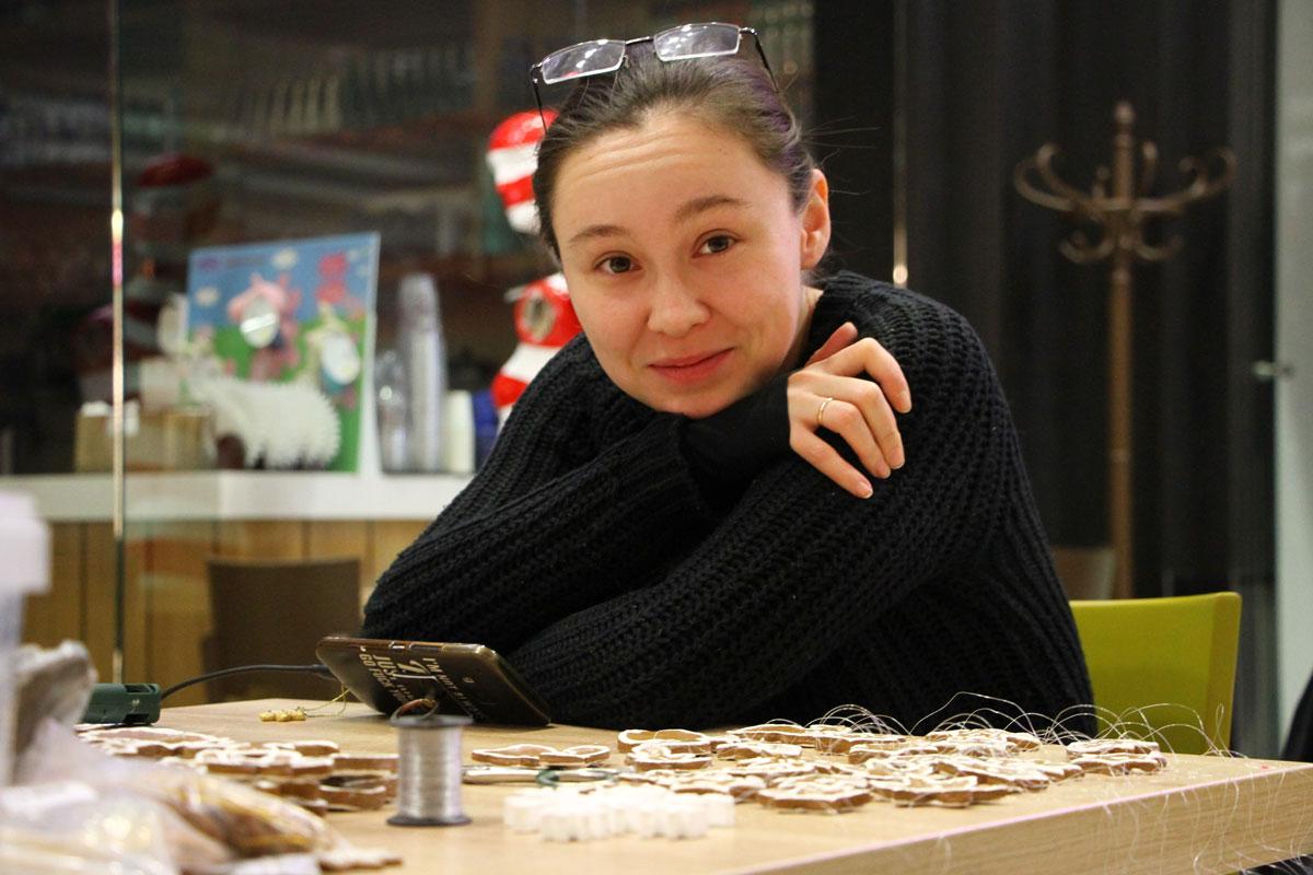 Раньше Полина работала в продажах, а теперь стала прикладным декоратором