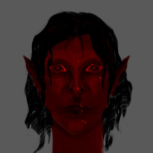 Я разрисовываюсь налицах илетающих головах