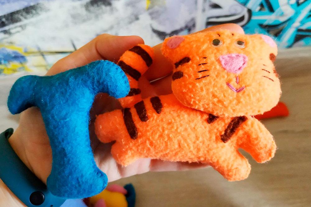 Т — тигр