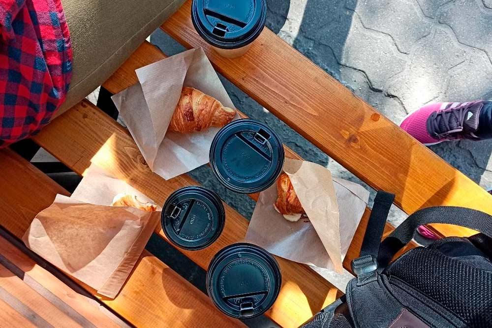 Нет, всеже мне нравится пить именно кофе, а не коктейли на его основе