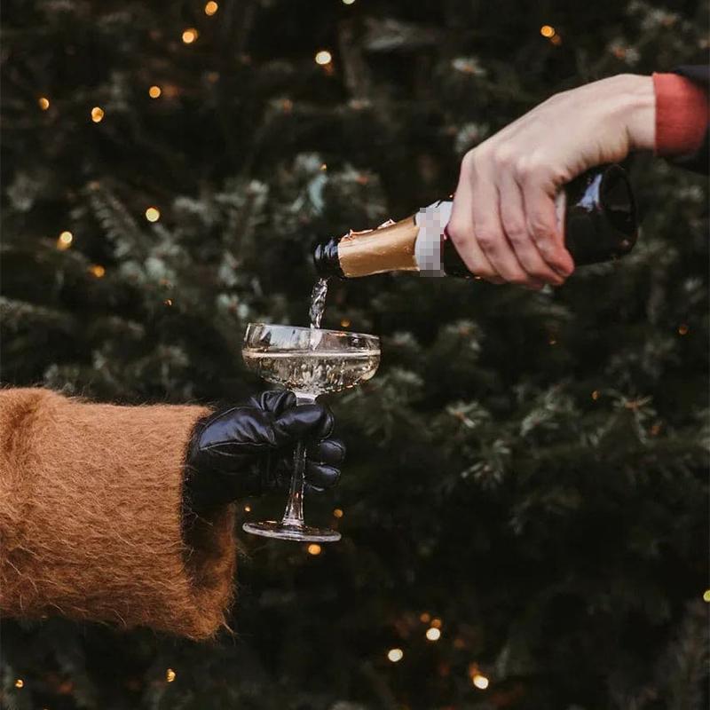 Мы фотографировались с шампанским на Патриках, и народ был не прочь, чтобы мы и им налили