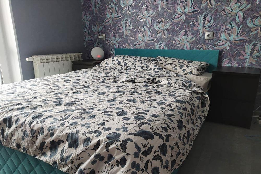 Моя новая кровать