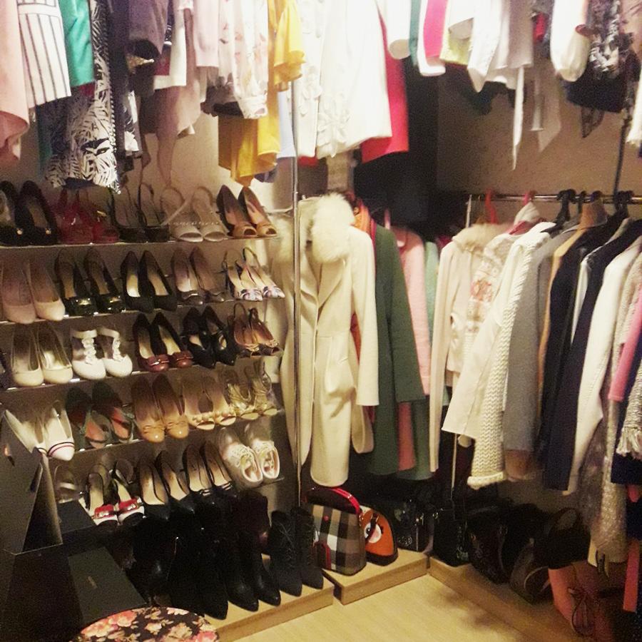 Моя гардеробная