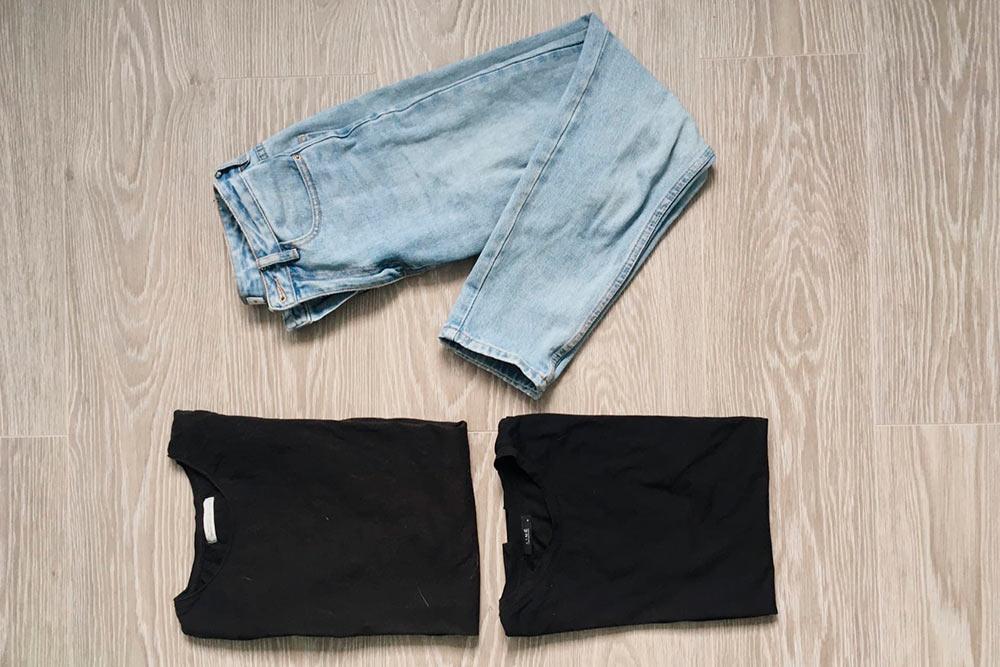 Вся суть моего гардероба