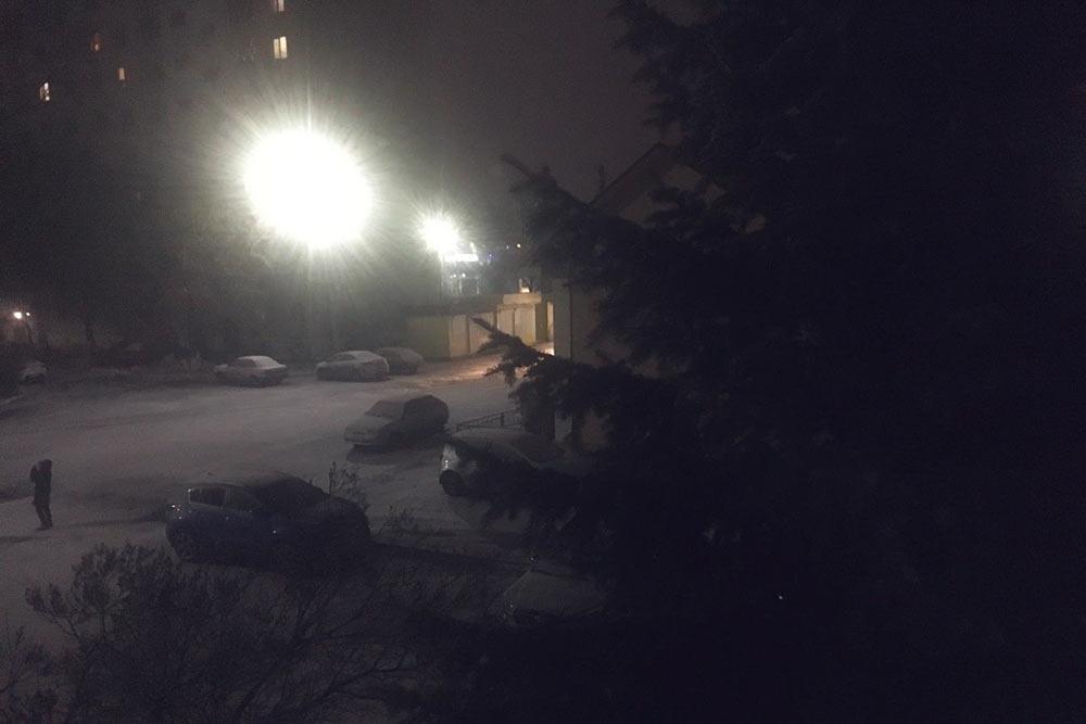 Вид из моего окна