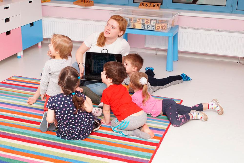 Как открыть детский центр по франшизе