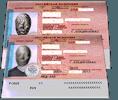 Штамп о разводе в паспорте (печать о расторжении брака)