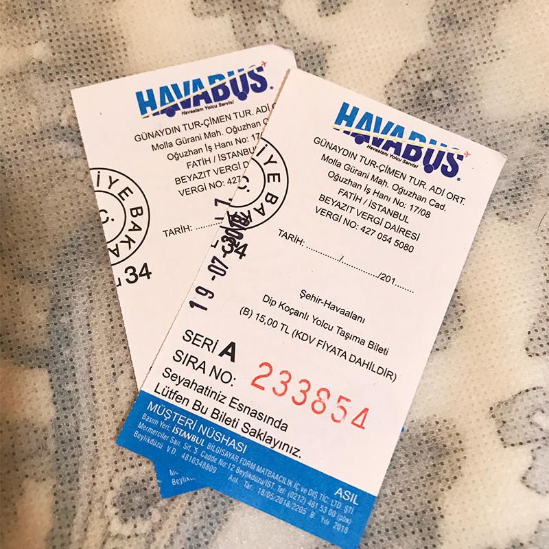 Один из популярных перевозчиков в Турции — Havabus. В 2018&nbsp;году билет из Аланьи до аэропорта Газипаша стоил дешевле — 15 TRY (165<span class=ruble>Р</span>)