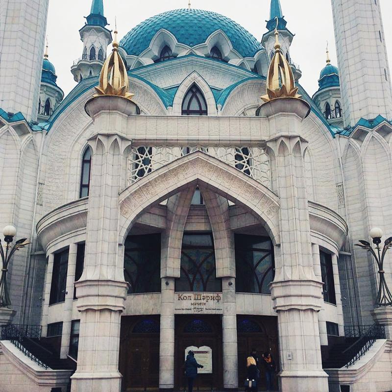 Кул-Шариф — главная мечеть республики