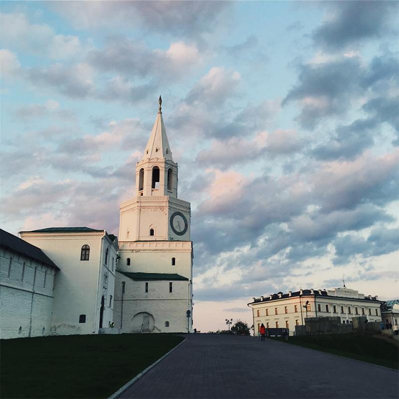 Сходить в Казанский кремль — обязательная часть программы дляявсех приезжающих в Казань