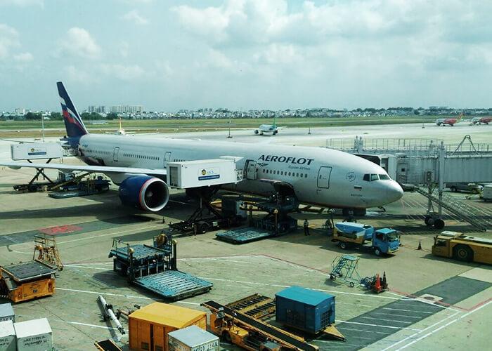 Спасительный рейс «Аэрофлота»
