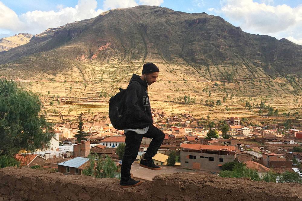 Пизак, Перу, июнь 2018года