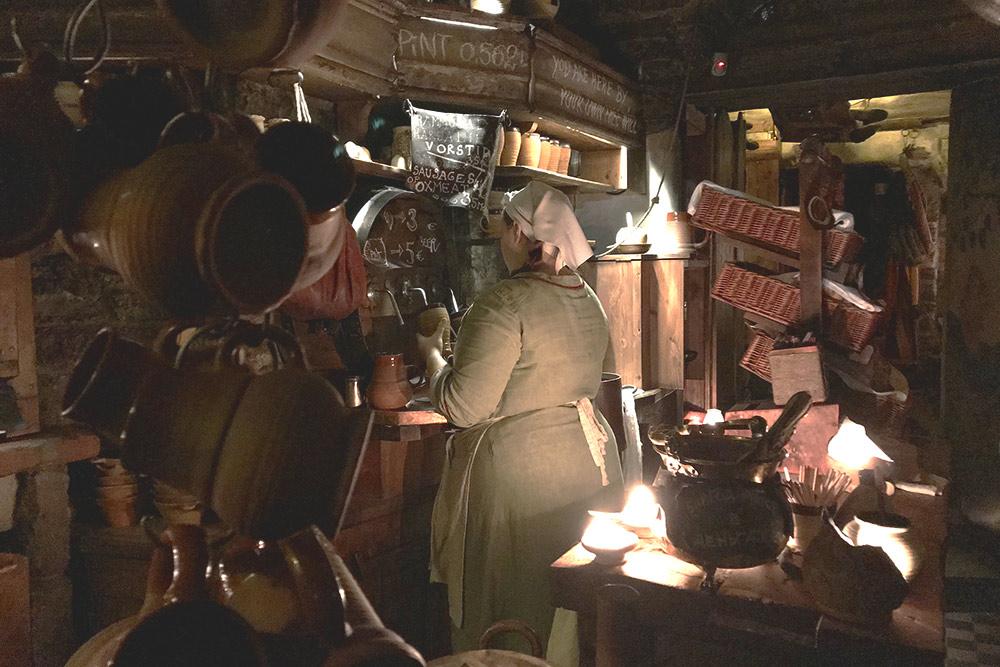 В «Драаконе» я прониклась духом Средневековья