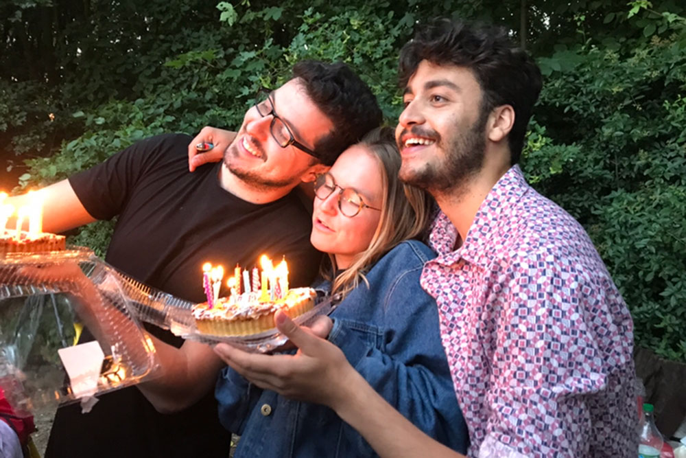 Отмечаем дни рождения друзей изТурции