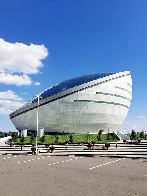 Библиотеку Назарбаева еще называют «библиотека елбасы». В переводе с казахского «елбасы» — это глава государства
