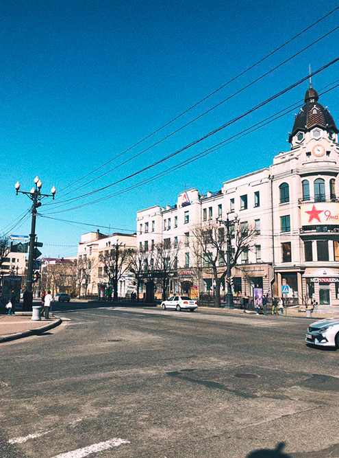 Погода в Хабаровске хорошая
