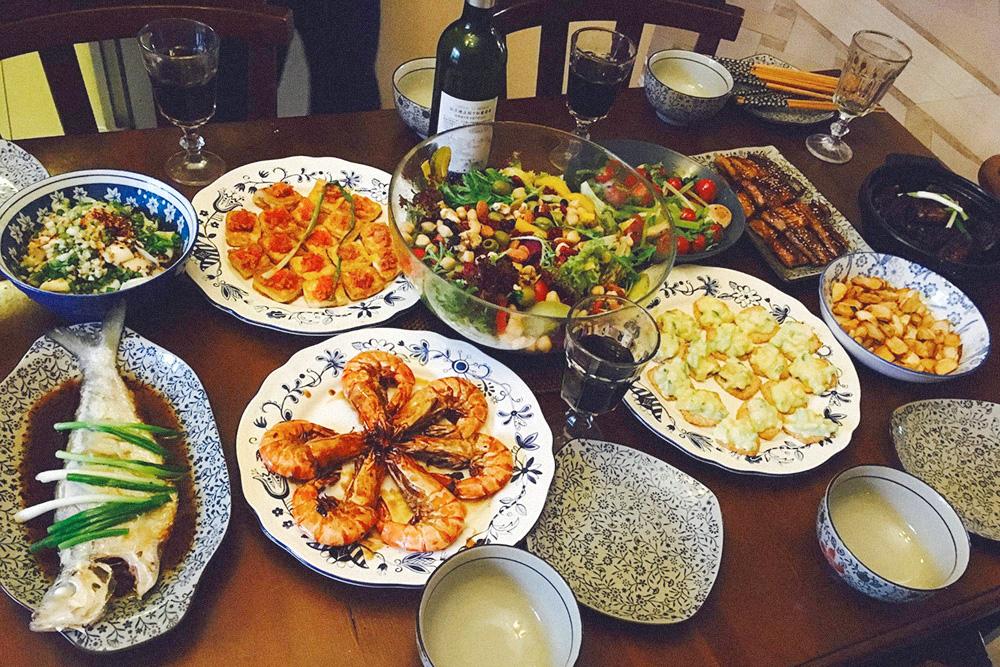 Ужин, который приготовил отец моей ученицы по случаю ее дня рождения