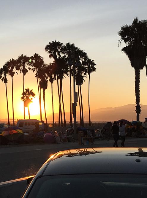 Это Калифорния