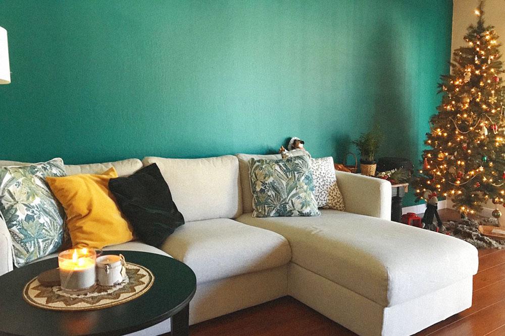 Фото нашей гостиной