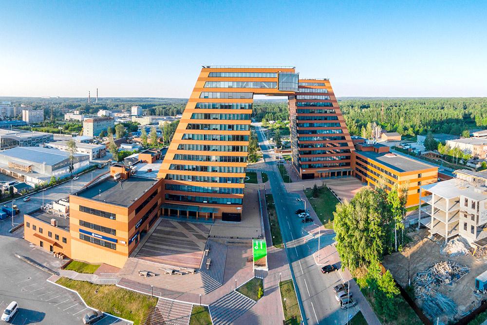 Технопарк в Академгородке. Фото: Максим Ретивых