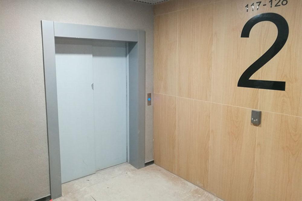В ЖК «Филатов луг» почти все готово дляприема жильцов — даже лифты работают
