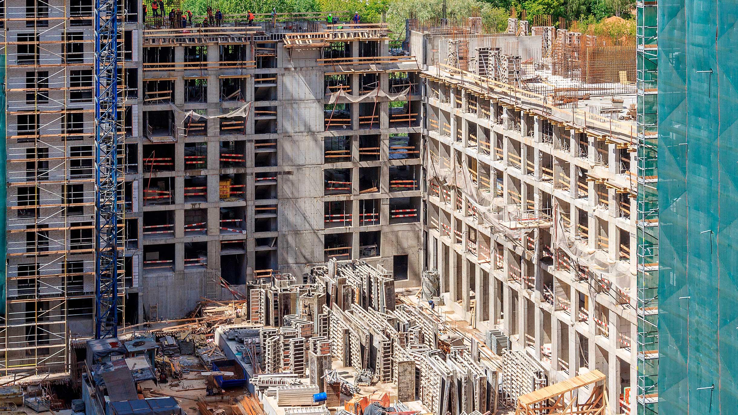 Льготную ипотеку под6,5% можно оформить до 1 июля 2021года