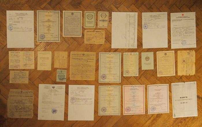 Так выглядел мой комплект документов, благодаря которому я получил гражданство для себя, дочери и жены