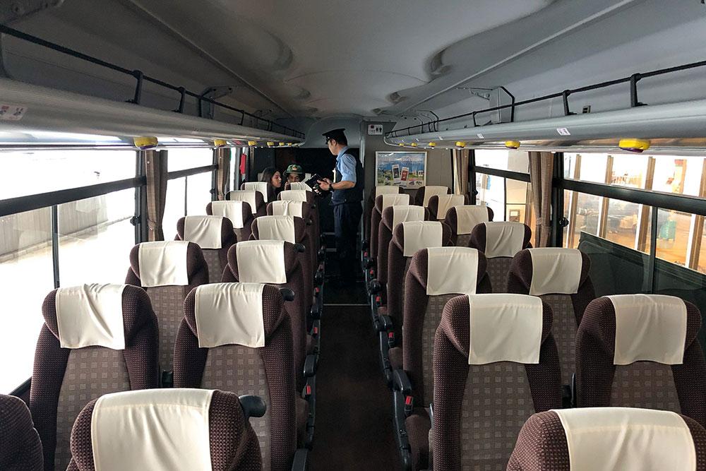 Автобус до Фудзикавагутико
