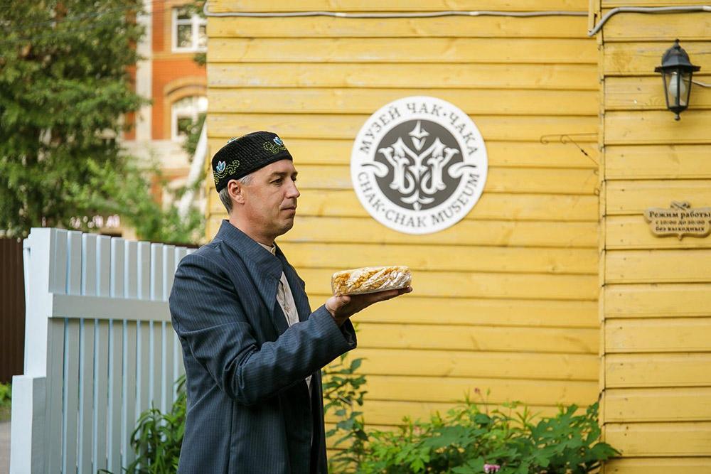 Музей знакомит посетителей с татарскими традициями через историю национального блюда «чак‑чак». Эта идея оказалась коммерчески успешной