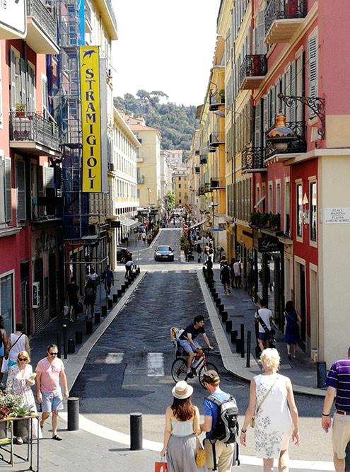 Улочки в Старом городе