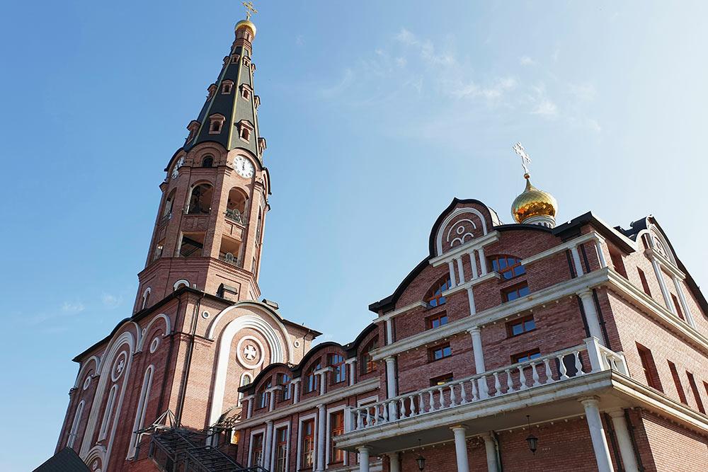 Алатырь — город церквей истарых купеческих домов