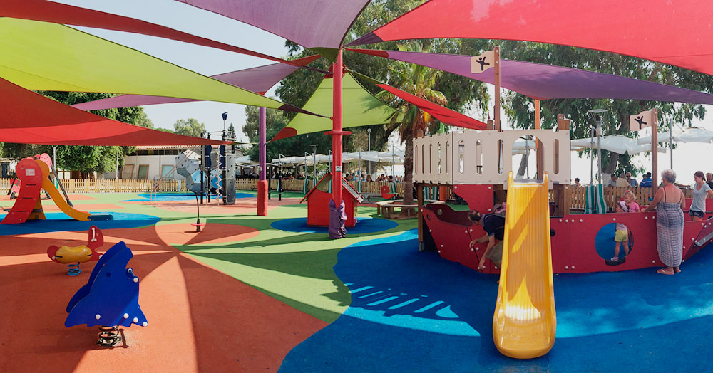 Площадка у парка Дасуди