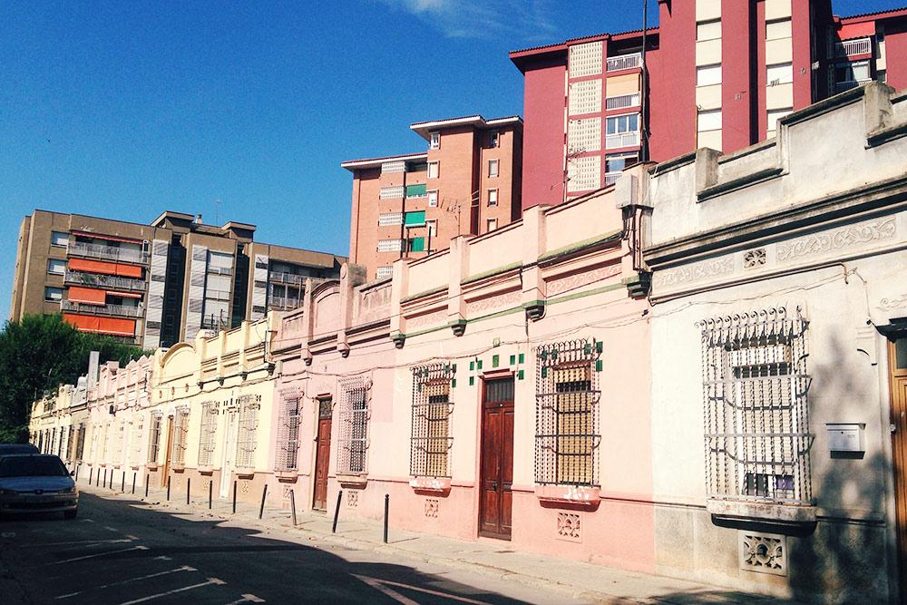 Ноу Баррис — район Барселоны, в котором я жила два года