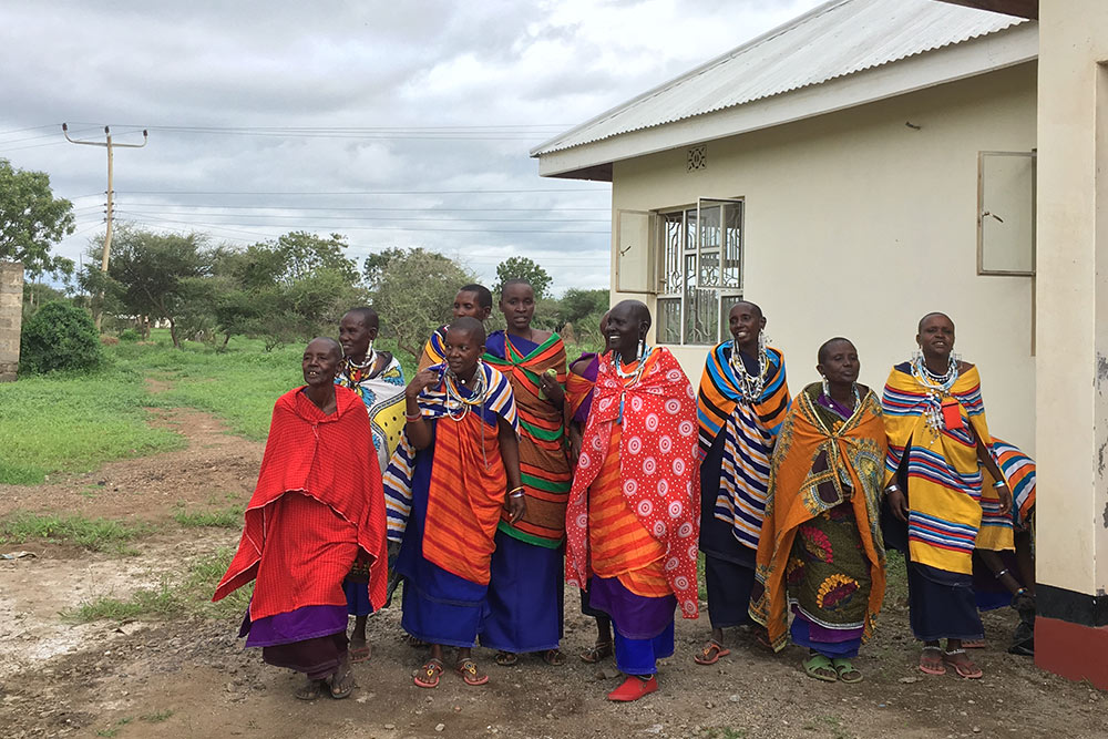 Этоодно изплемен масаев, традиционно ониживут рядом снациональными парками илипрямо натерритории. Если васобещают свозить ктрадиционным племенам, тов95% этобудут деревни масаев. Обычно представление включает национальные танцы