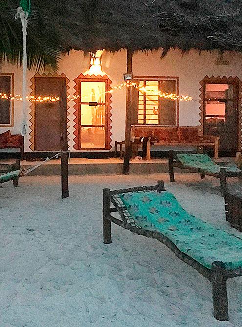 Наш домик на пляже