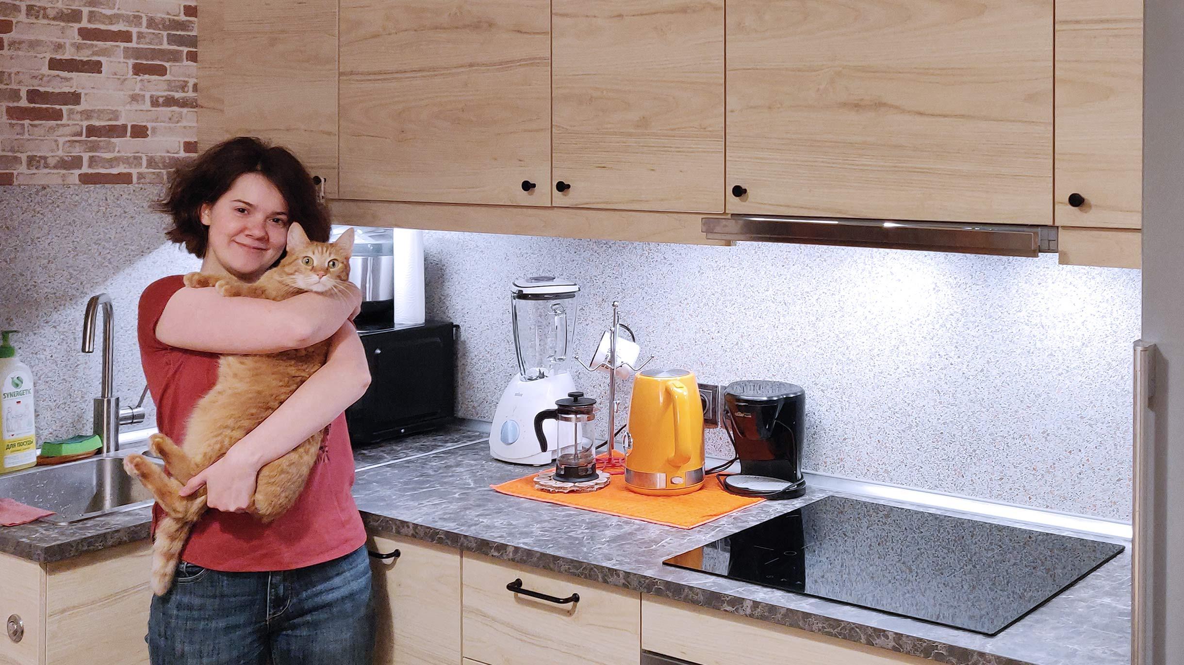 Я заменила старую кухню на новую и сэкономила 40 тысяч рублей