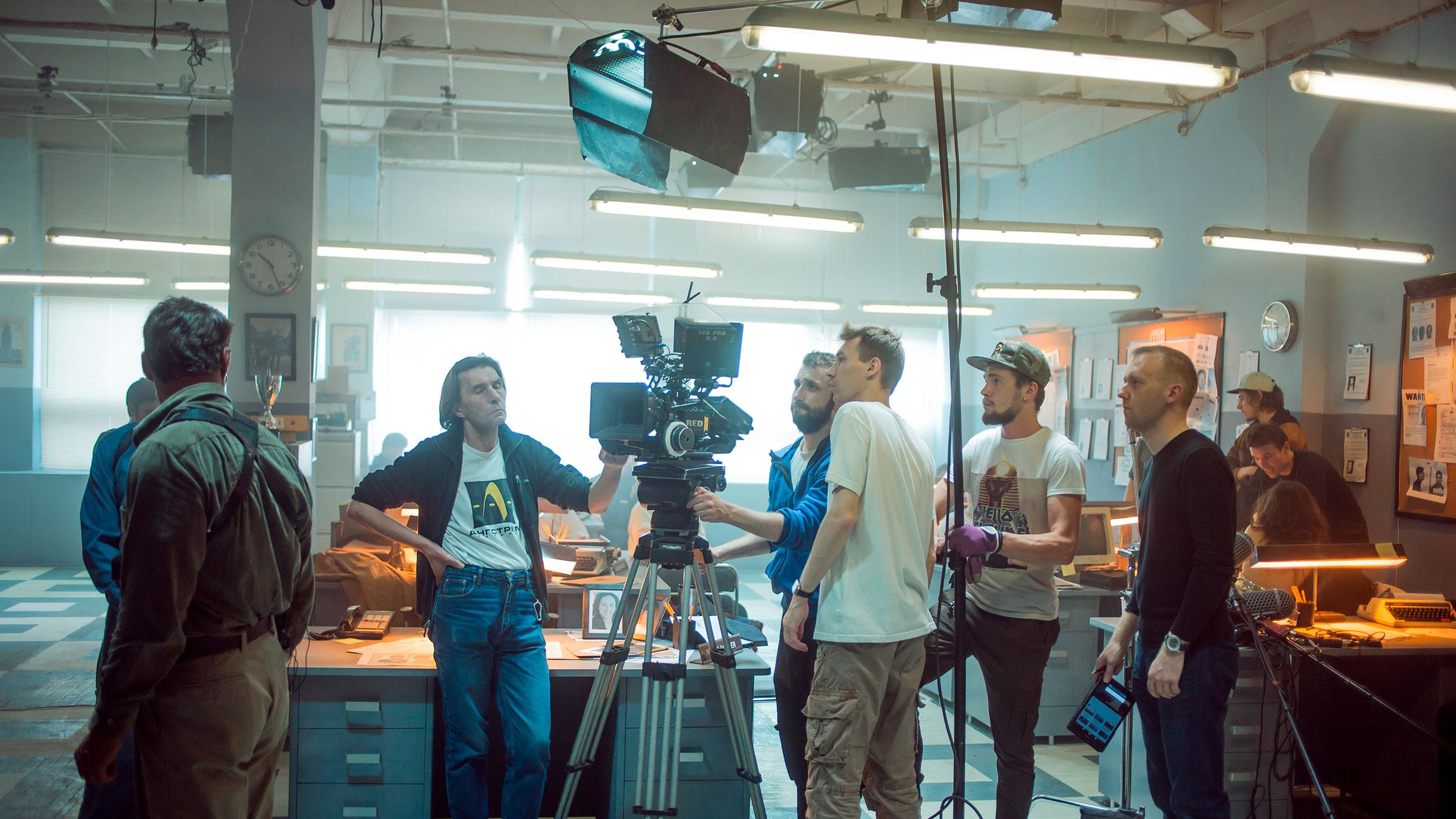 Как я подрабатываю в массовке в кино и на телевидении